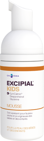 Excipial Kids® Mousse